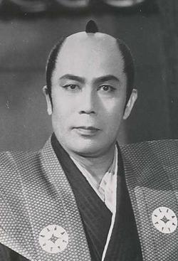 実父 初代松本白鷗(八代目松本...